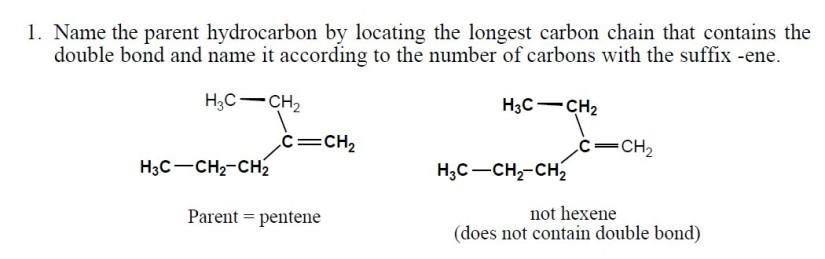 Alkene 2